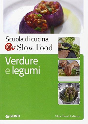 Verdure e legumi By Giunti Editore