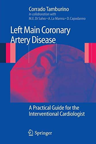 Left Main Coronary Artery Disease By Corrado Tamburino