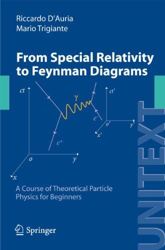 From Special Relativity To Feynman Diagrams By Riccardo D U0026 39 Auria