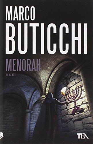 Menorah By Marco Buticchi