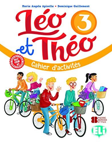 Leo et Theo By M A Apicella