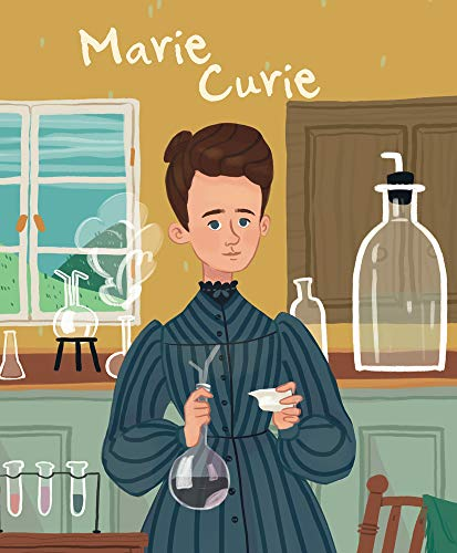Marie Curie By Isabel Munoz