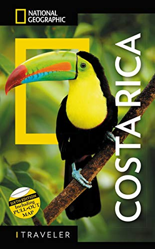 National Geographic Costa Rica, 6th edition By Christopher P. Baker
