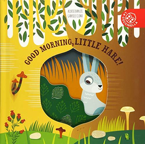 Good Morning, Little Hare! By Agnese Baruzzi