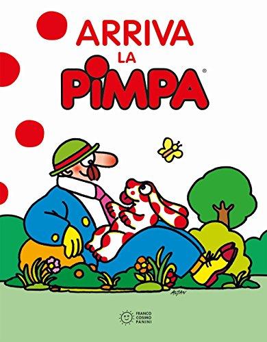 La Pimpa Books By Giovanni Ducci