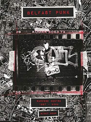 Belfast Punk By Ricky Adam