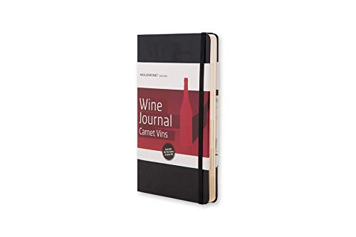 Moleskine Passion Notebook: Wine by