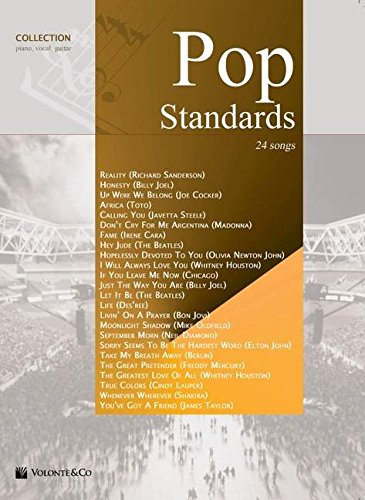 Pop Standards Collection By Various