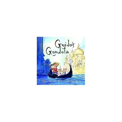 Guido's gondola By Renee Riva