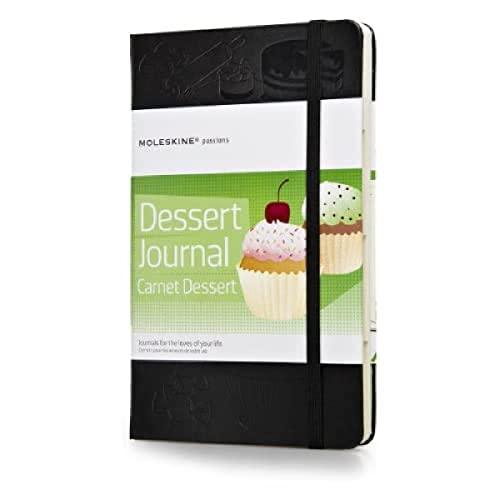 Moleskine Passions Dessert Journal - Black By Moleskine