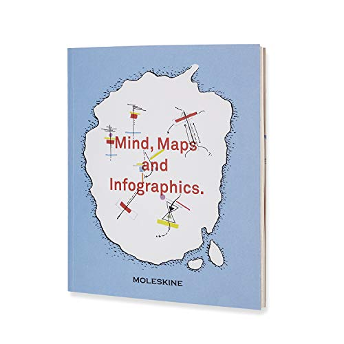 Mind, Maps and Infographics. By Moleskine