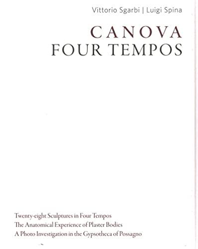 Canova: In Four Tempos By Domenico Antonio Pallavicino Prince