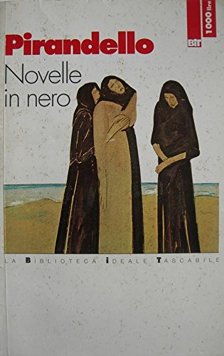 Novelle in nero By Luigi Pirandello