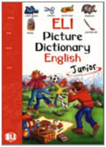 ELI Picture Dictionary Junior By Kurt Vonnegut