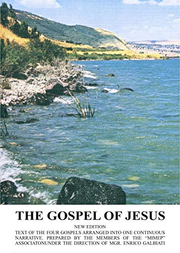 Gospel of Jesus By Not Stated
