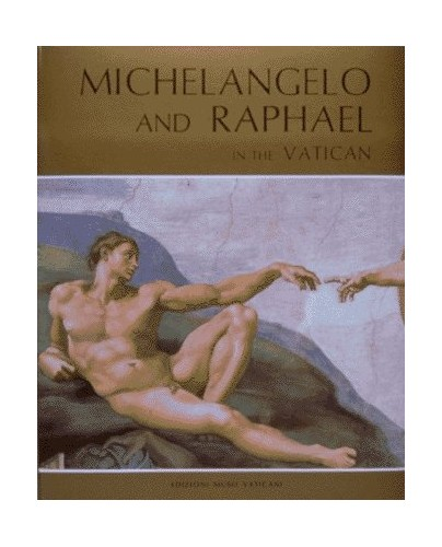 Michelangelo and Raphael By F Rossi