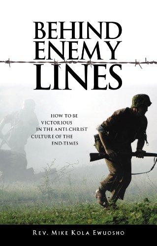 Behind Enemy Lines By Mike Kola Ewuosho