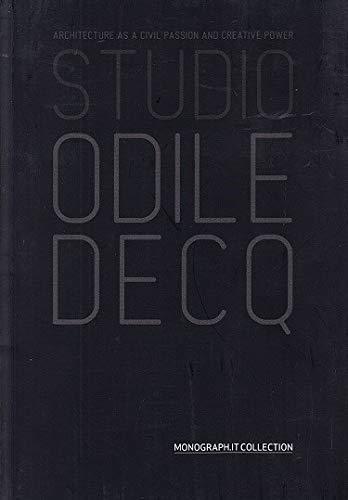 Monograph Odil Decq By List Laboratorio Internazionale Editoriale