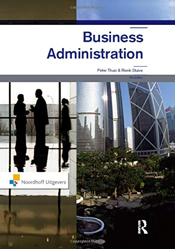Business Administration By Peter Thuis