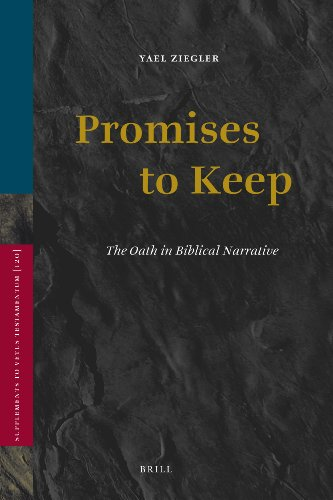 Promises to Keep By Yael Ziegler