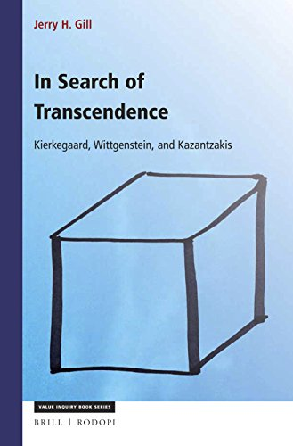 In Search of Transcendence By Jerry Gill