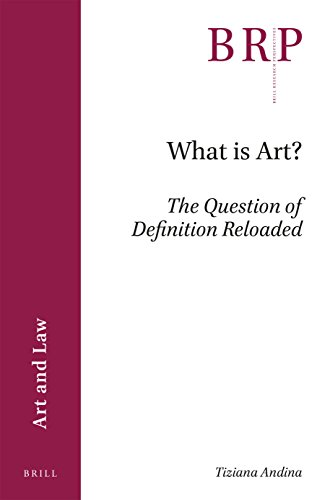 What is Art? By Tiziana Andina