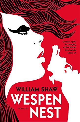 Wespennest (Cathal Breen Thriller) By William Shaw