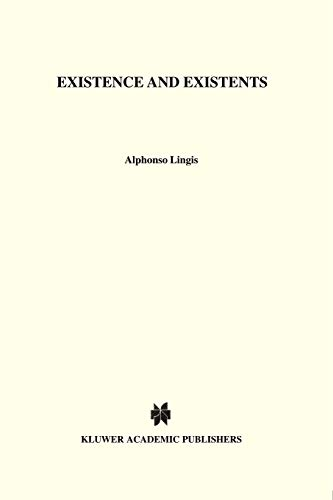 Existence and Existents By Emmanuel Levinas