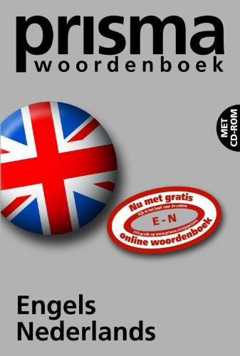 Prisma Pocket English-Dutch Dictionary By F. J. J. Van Baars
