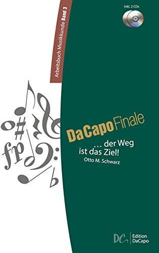 Da Capo Finale - Arbeitsbuch Musikkunde Band 3
