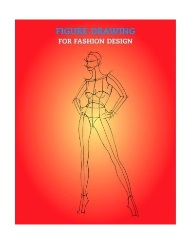 Figure Drawing for Fashion Design by Pepin Press