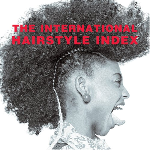 The International Hairstyle Index By Pepin Press
