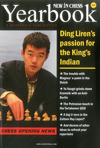 New in Chess Yearbook By Genna Sosonko