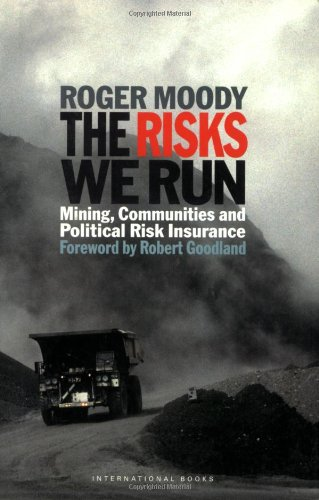 The Risks We Run By Roger Moody