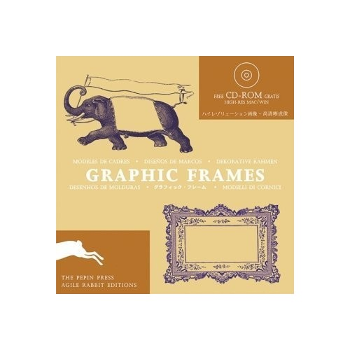 Graphic Frames By Pepin Press