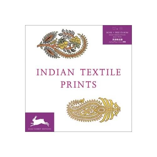 Indian Textile Prints (Agile Rabbit Editions) By Pepin Van Roojen