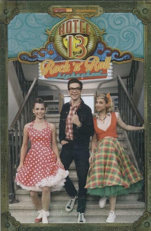Rock'n roll highschool (Hotel 13) By Vera Gheysels