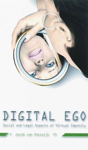 Digital Ego - Bad ISBN By Jacob Van Kokswijk
