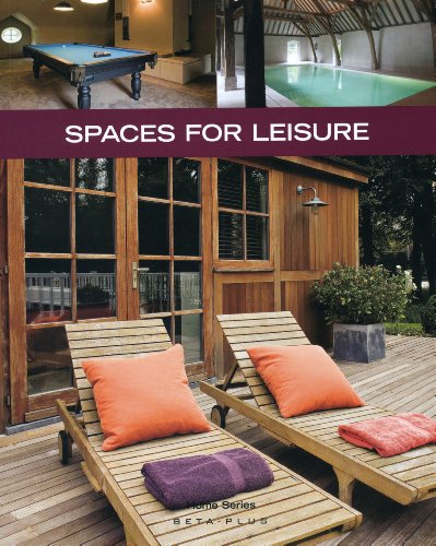 Spaces for Leisure By Other BETA-PLUS Publishing