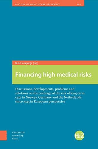 Financing High Medical Risks By Companje