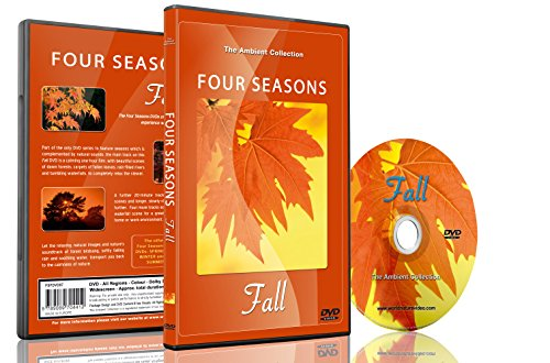 Nature DVD Four Seasons - Fall with Natural Sounds
