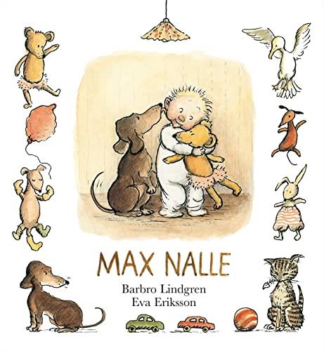 Max nalle By Barbro Lindgren