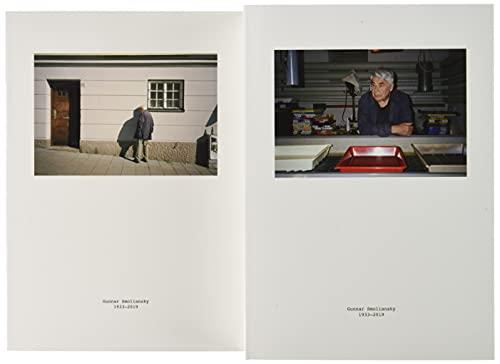 Gunnar Smoliansky 1933-2019 By Gerry Badger