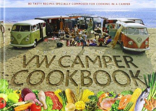 VW Camper Cookbook By Steve Rooker