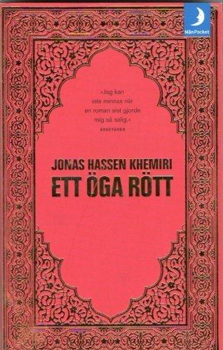 Ett öga rött By Jonas Hassen Khemiri