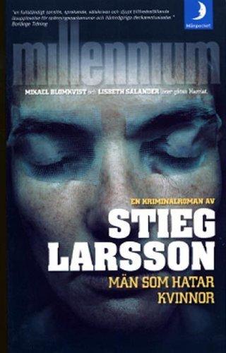 Män som hatar kvinnor: 1 (Millennium) By Stieg Larsson