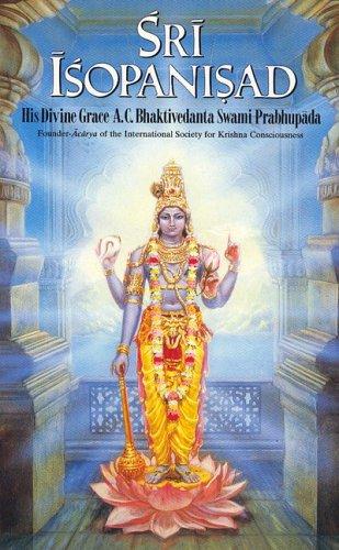 Sri Isopanisad By A.C. Bhaktivedanta Swami