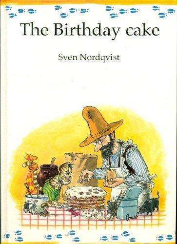The birthday cake: 1/4 (Pettson/Findus) von Sven Nordqvist
