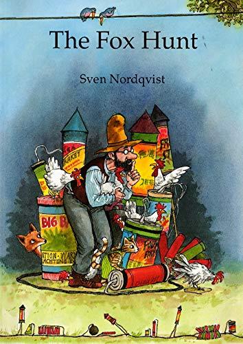 The fox hunt: 2/4 (Pettson/Findus) von Sven Nordqvist