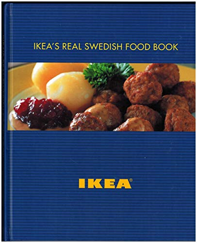 IKEA's Real Swedish Food Book By N A